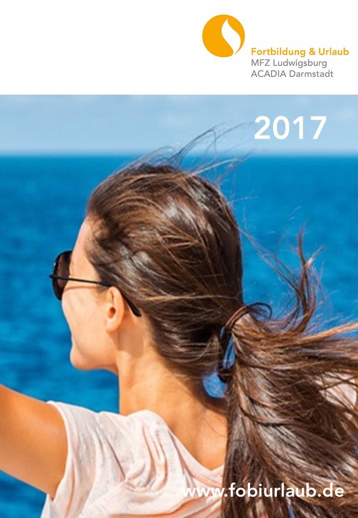 Katalog Fortbildung & Urlaub